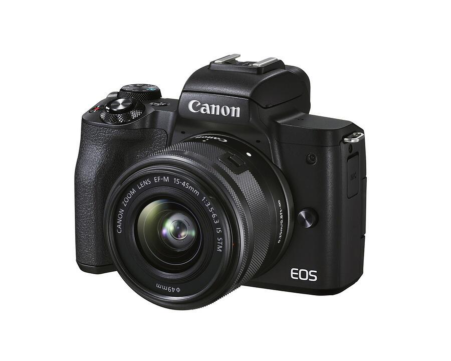 Canon EOS M50 Mark II Camera and Speedlite EL-1 Flash Announced