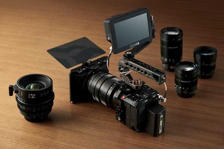 Panasonic Lumix BGH1 Cinema 4K Box Camera Announced