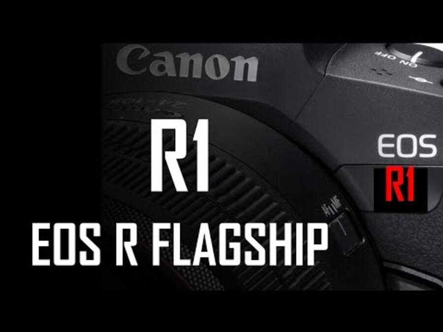 Rumors : Canon EOS R1 Camera to Feature 21MP Sensor