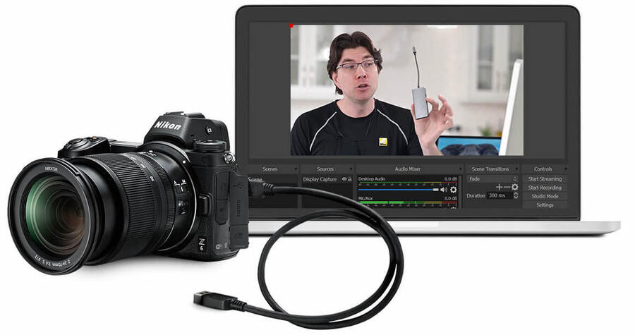 Nikon Released Nikkor Z 24-70mm f/2.8 S Lens Firmware, Updated Webcam Utility Software