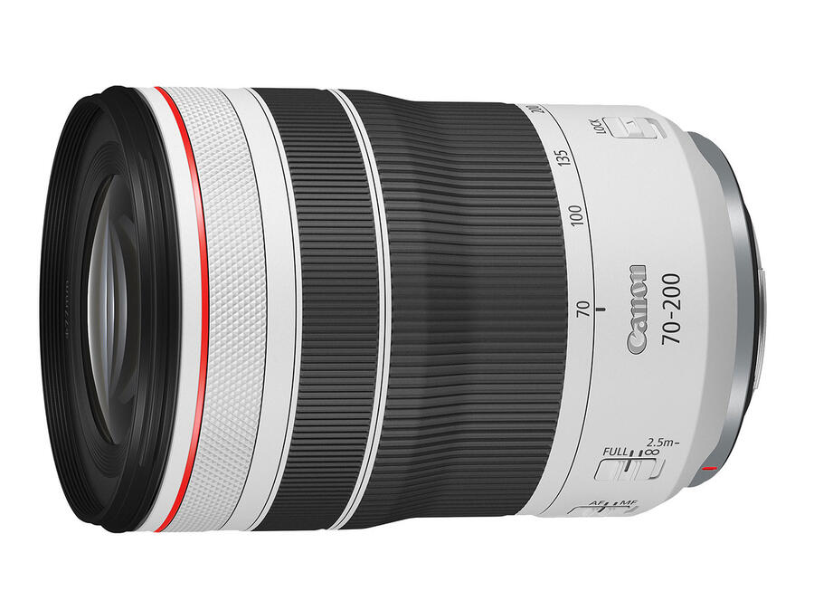 Canon RF 70-200mm f/4L IS USM Lens in Stock and Shipping