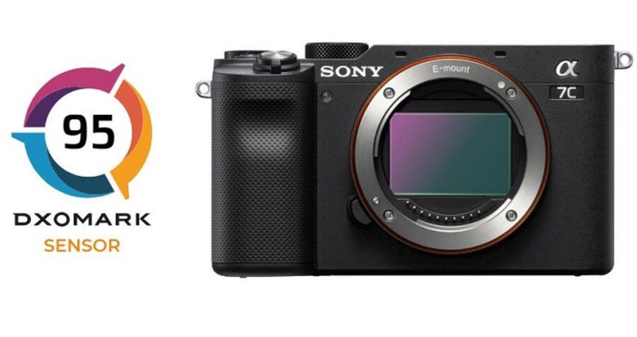 Sony A7C Scores 95 points : Similar to A7 III and A9 II