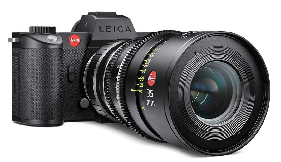 Leica SL2-S Firmware Update Version 2.0 Released