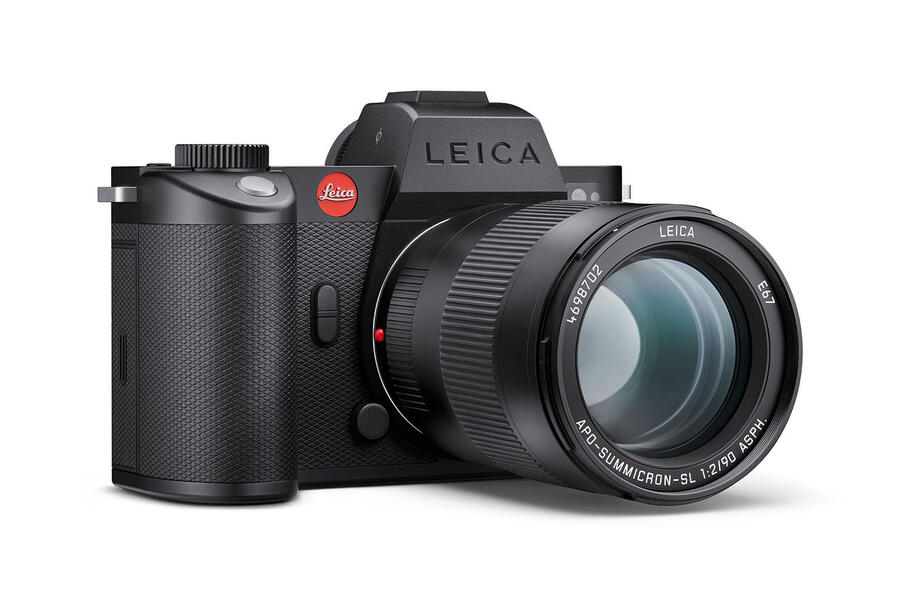 Additional Coverage on Leica SL2-S Camera