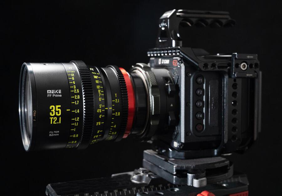 MEIKE 35mm T2.1 Full-Frame CINE Lens