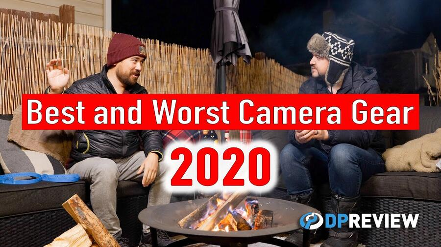 The Best and Worst Cameras and Lenses of 2020 by Dpreview