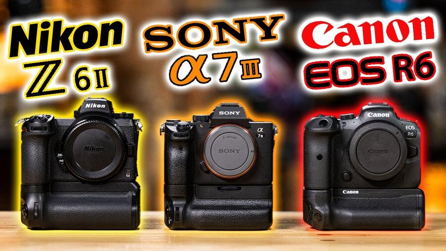 Which Camera is Right for You? Canon EOS R6 vs Sony a7 III vs Nikon Z6 II