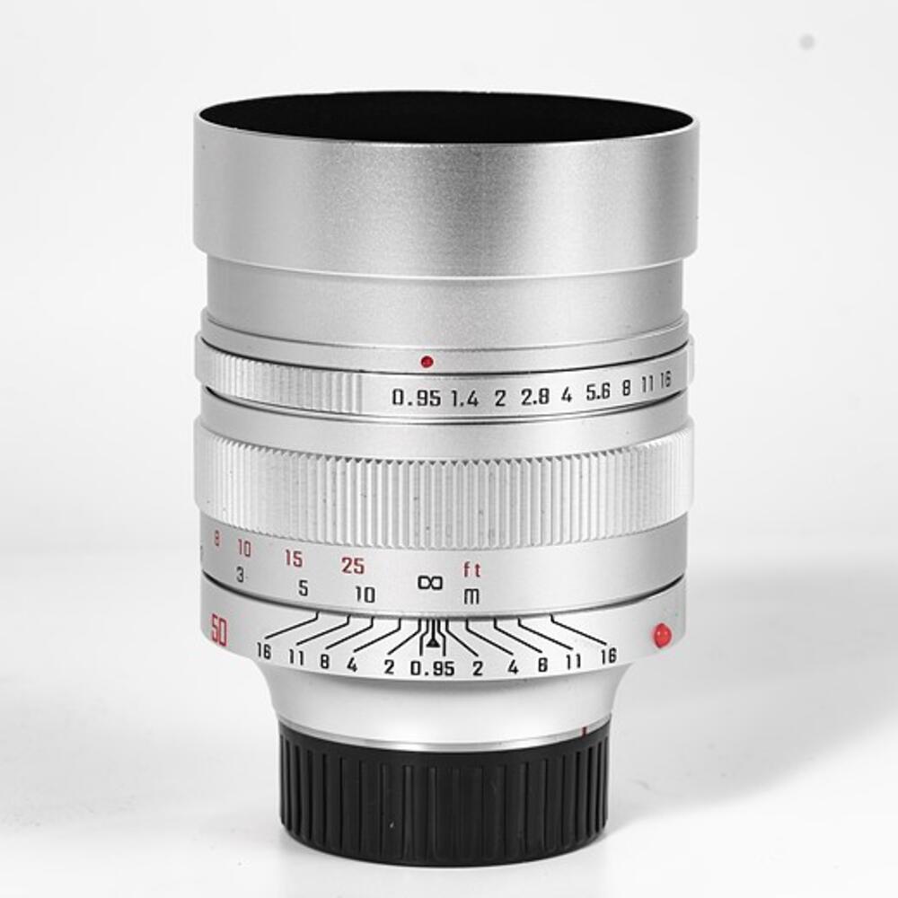 ZY Optics adds the Leica M version to its popular Mitakon Speedmaster 50mm f/0.95 line-up
