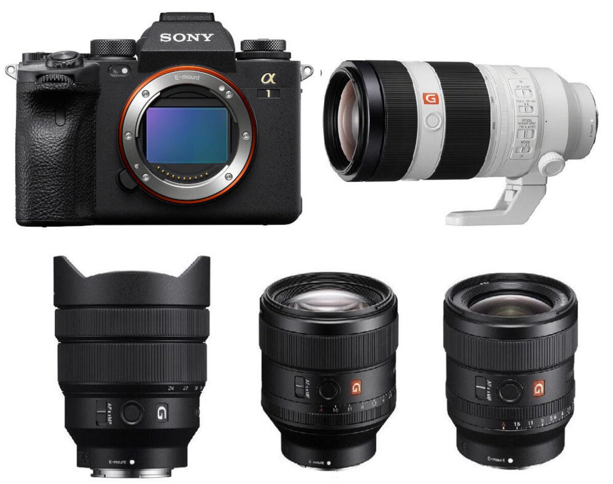 Best Lenses for Sony a1