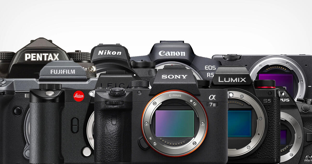 Camera Predictions 2021 : Canon EOS R1, Sony a7 IV, Panasonic GH6 and More