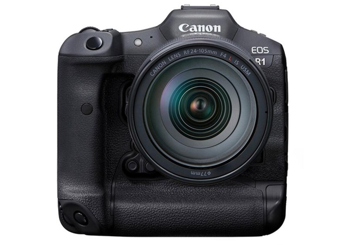 Alcune caratteristiche di Canon EOS R1  rivelate