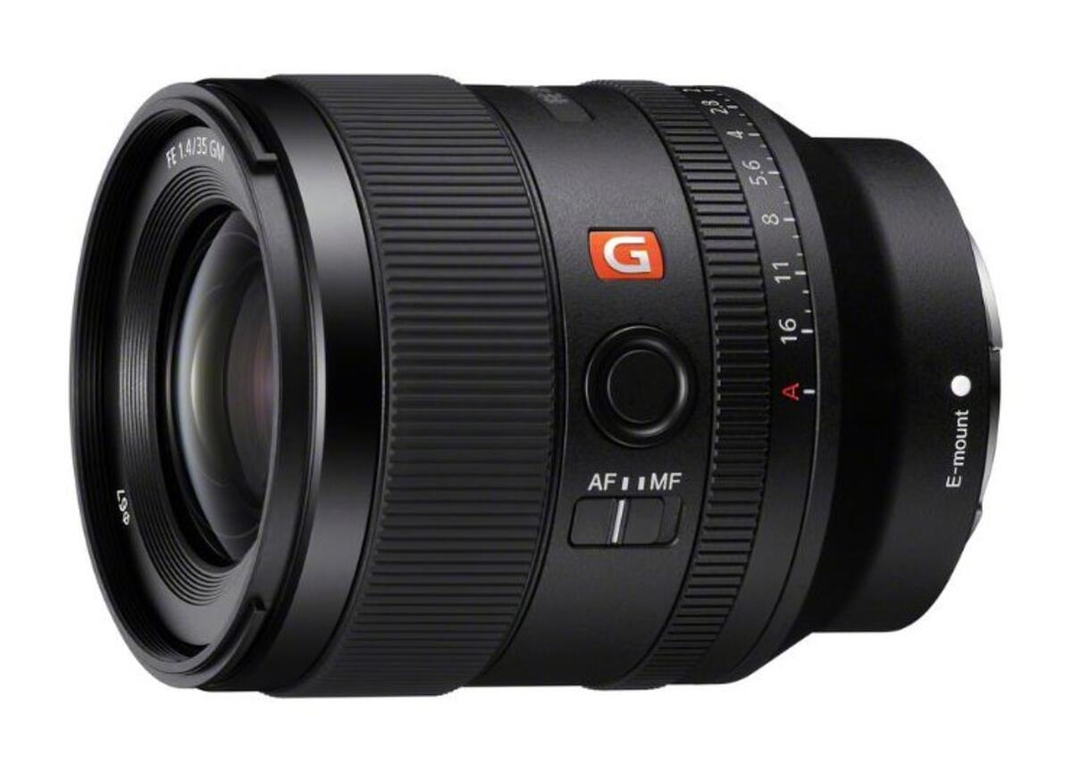 Sony Notice to The Owners of FE 35mm f/1.4 GM Lens