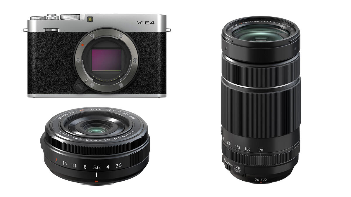 Best Lenses for Fujifilm X-E4