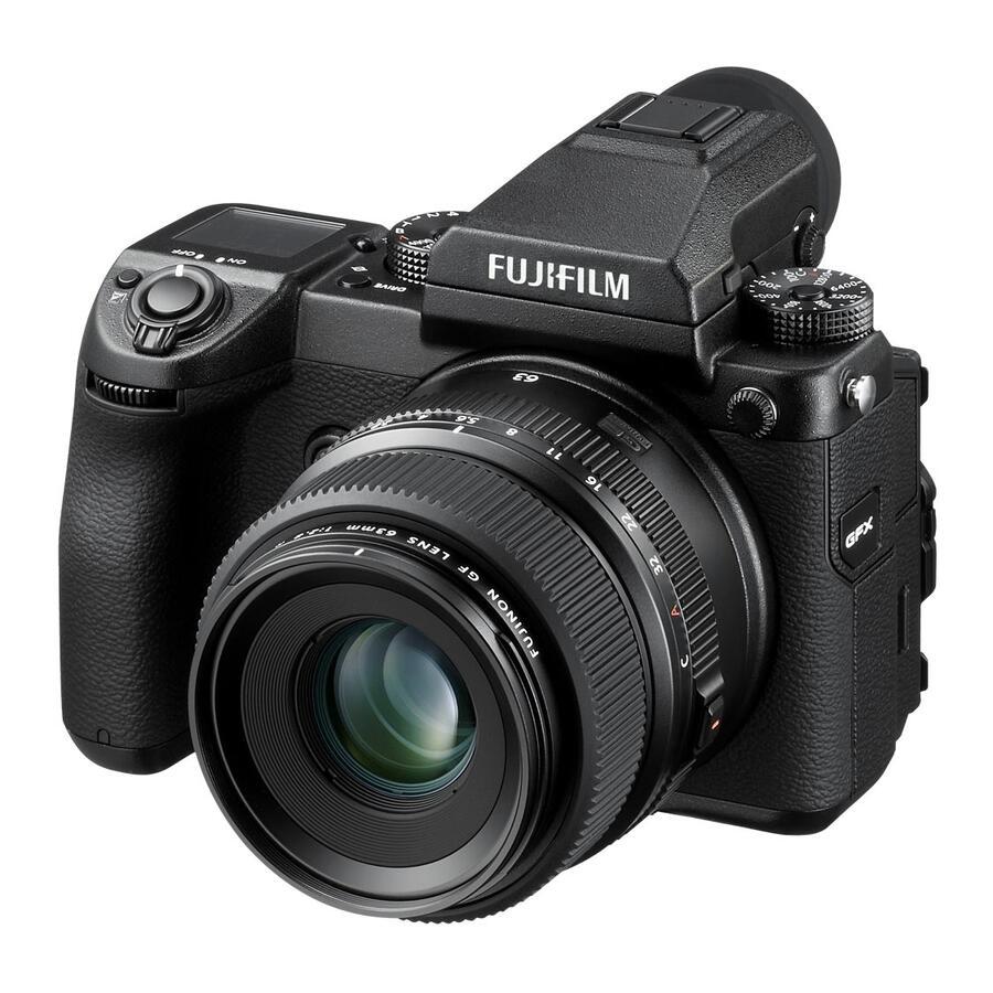 Fujifilm GFX 50S Mark II Camera Coming on August 27