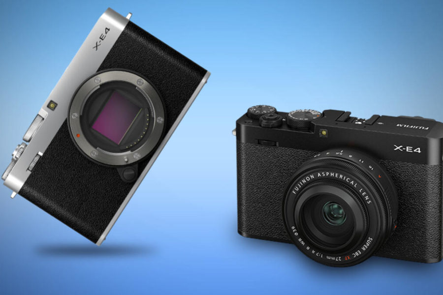 Fujifilm X-E4 Pre-order, Availability & in Stock Tracker