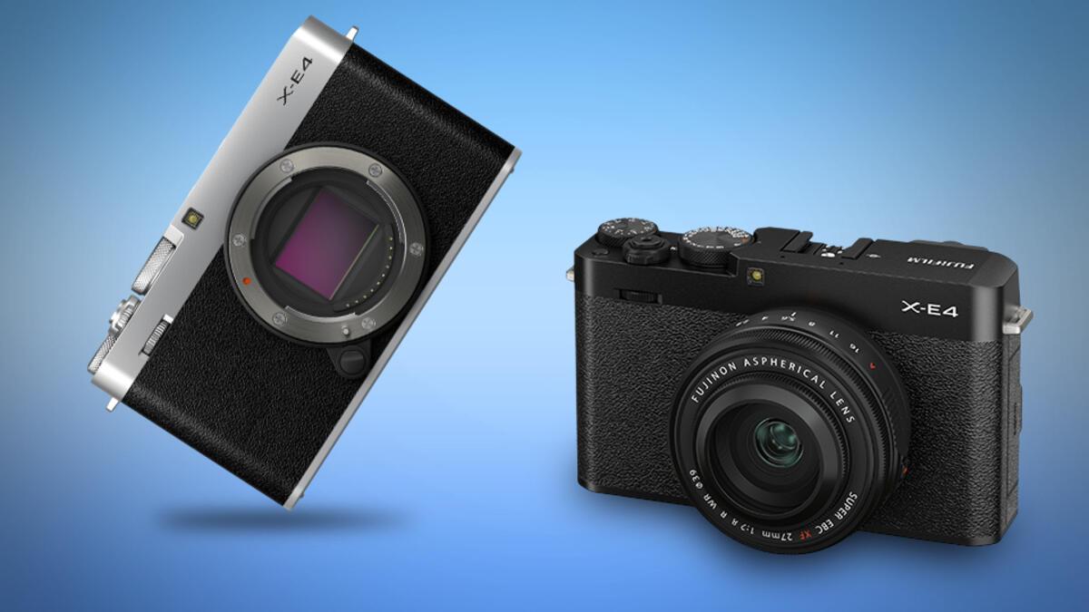 Fujifilm X-E4 vs X-E3 vs X-T20 vs X-T2 – Comparison