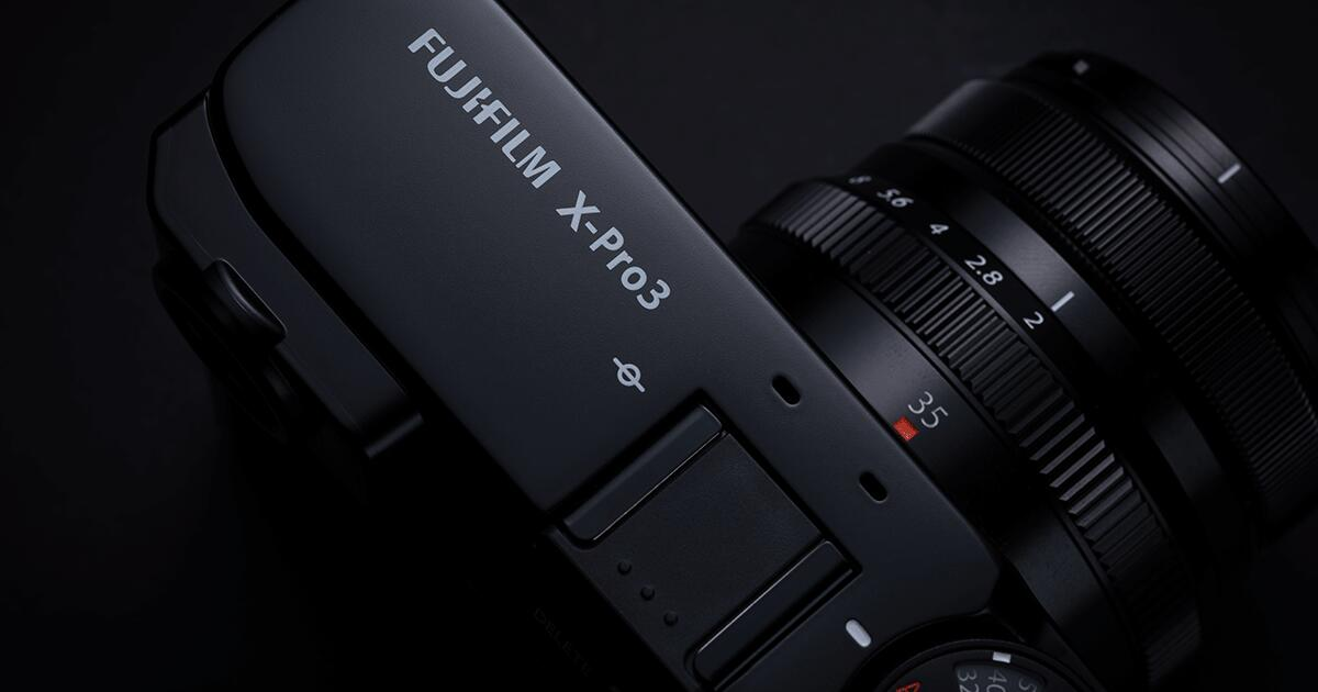 New Firmware Updates for X-T30, X-Pro3 and X100V Announced