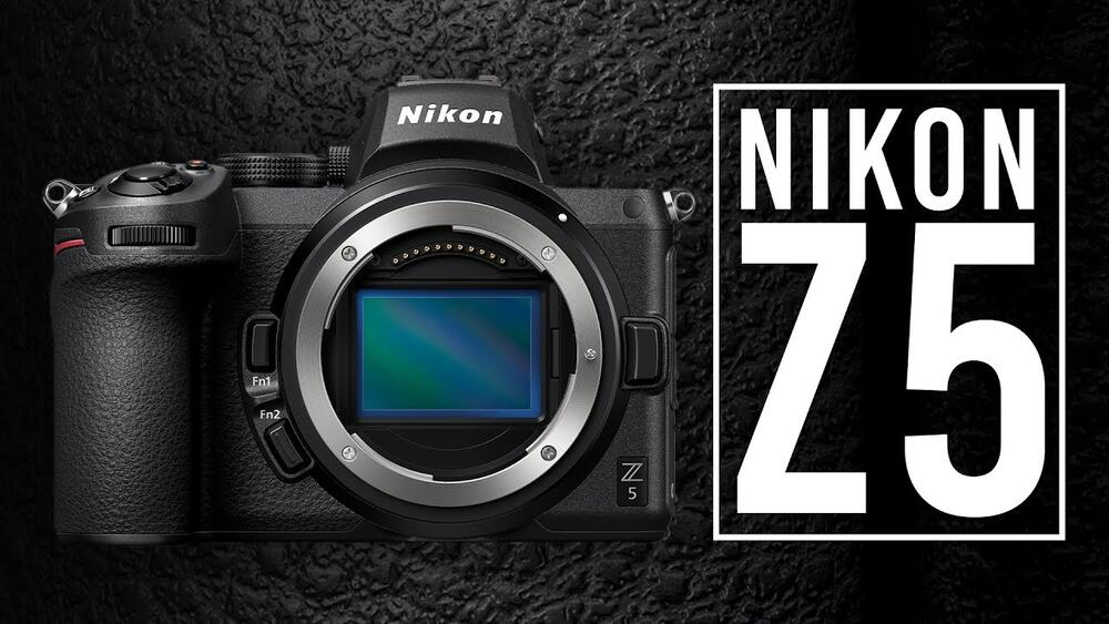 Additional Coverage on Nikon Z5 Camera