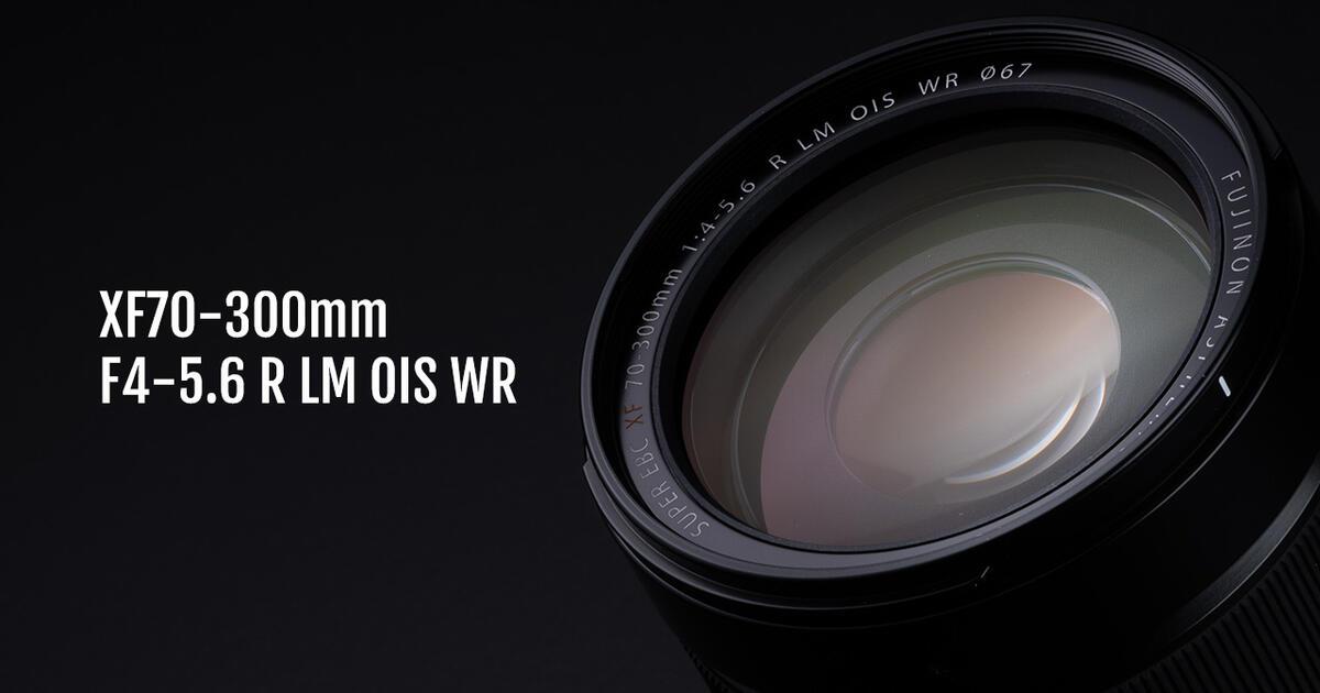First Fujifilm XF 70-300mm f/4-5.6 R LM OIS WR Lens Reviews