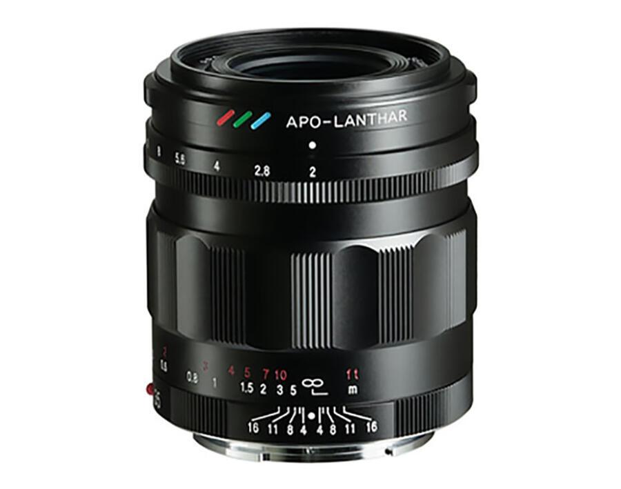 Voigtlander APO-LANTHAR 35mm F2 Aspherical Fullframe Lens for Sony E-Mount