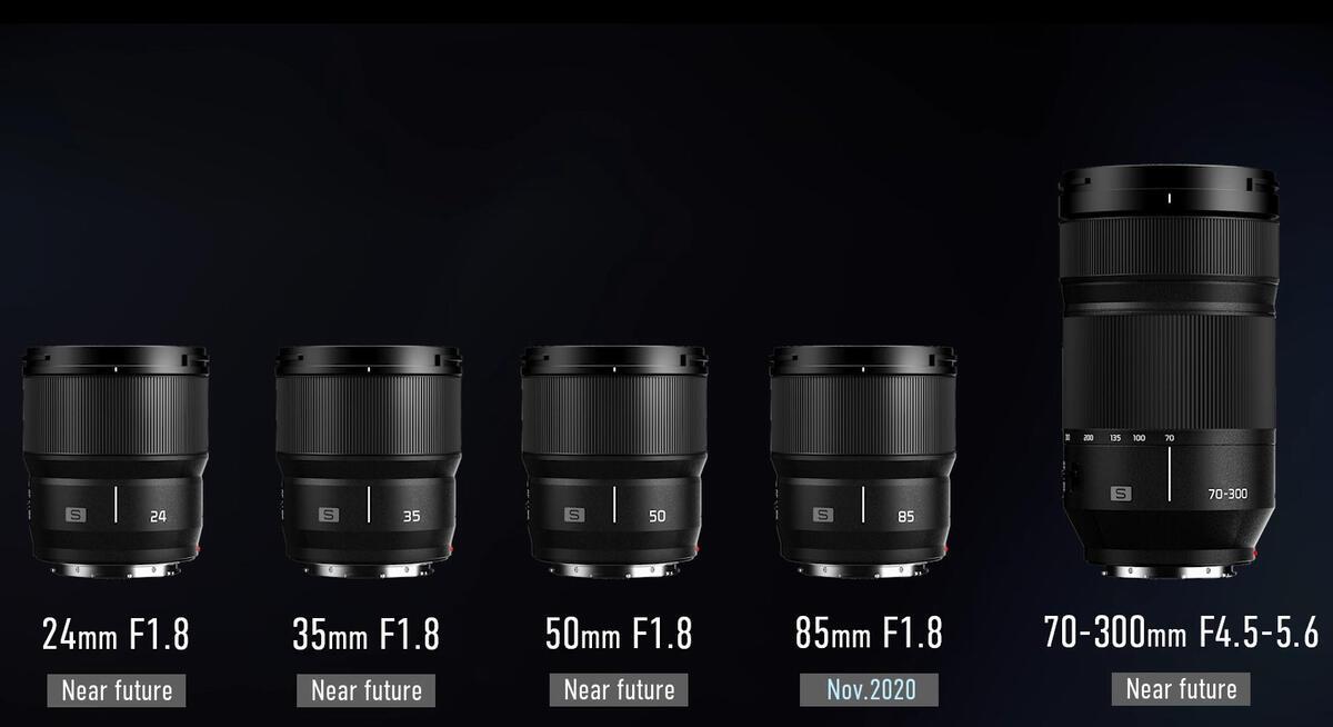 Panasonic 70-300mm f/4.5-5.6 OIS Lens Specs