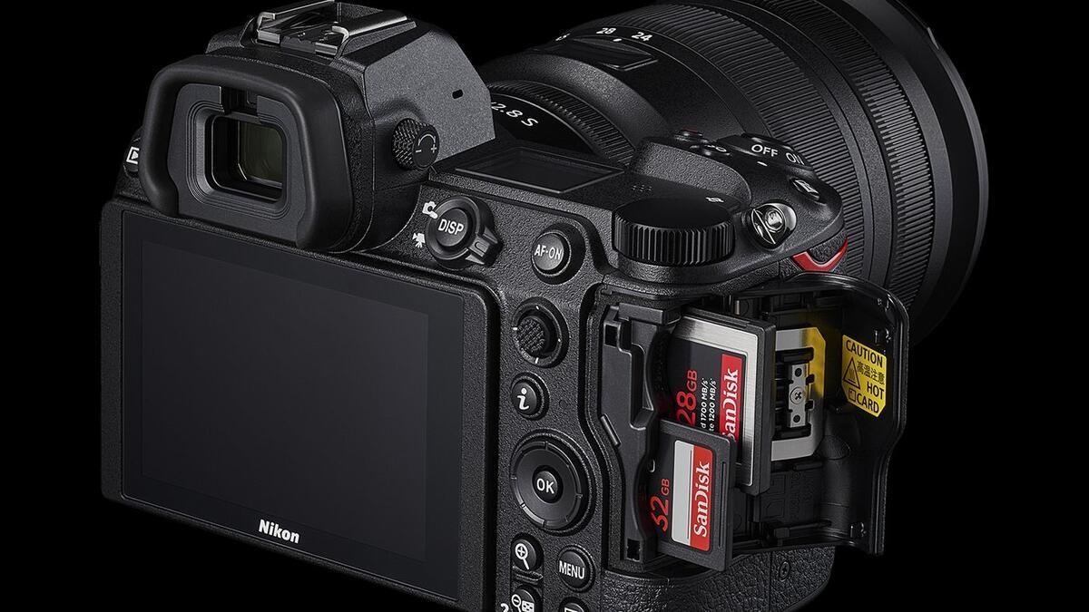 Best Memory Cards for Nikon Z6 II & Z7 II