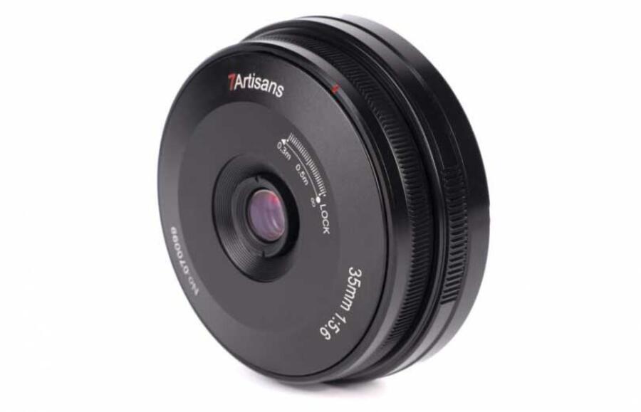 7artisans 35mm f/5.6 Photoelectric Lens for Sony E, Leica L, Canon RF and Nikon Z