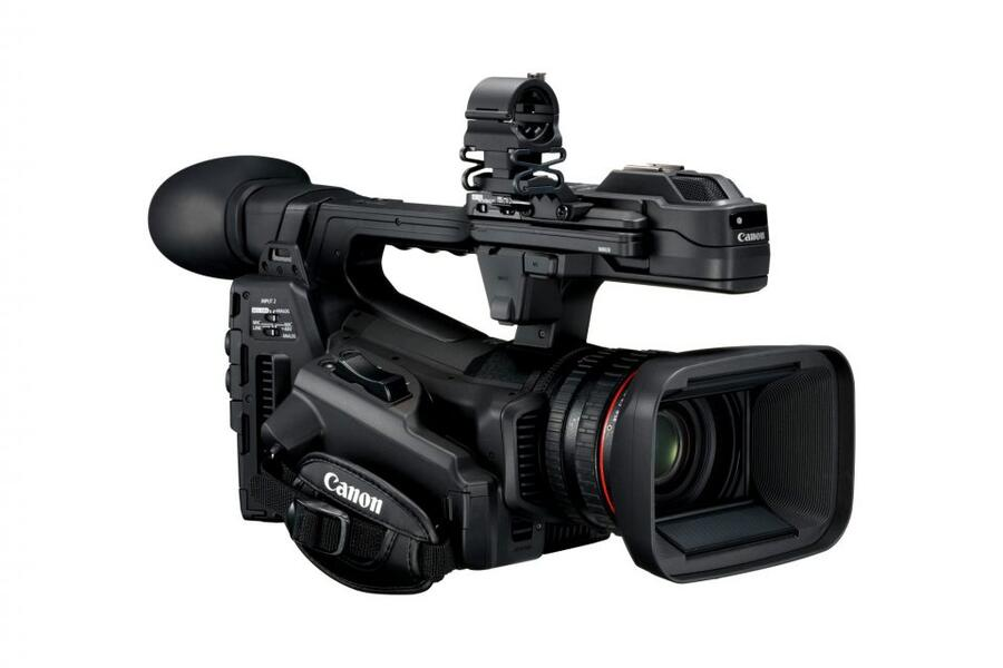 Canon XF505 to be Announced at NAB 2021