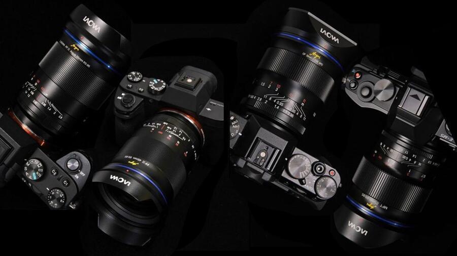 Laowa Unveils Argus line of f/0.95 Prime Lenses