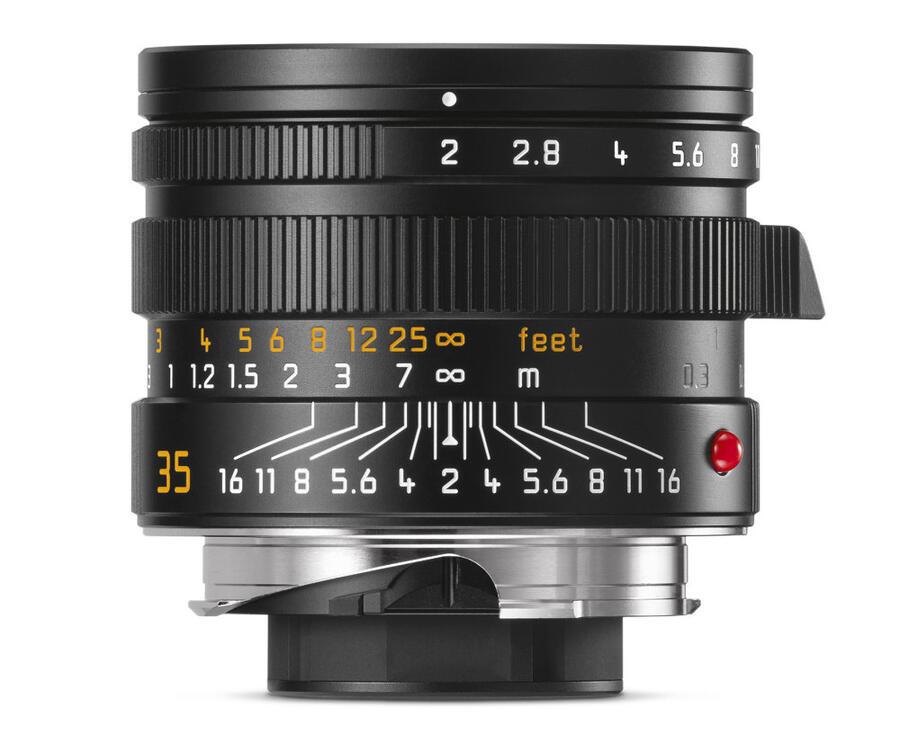 Leica APO-Summicron-M 35mm f/2 ASPH Lens Announced