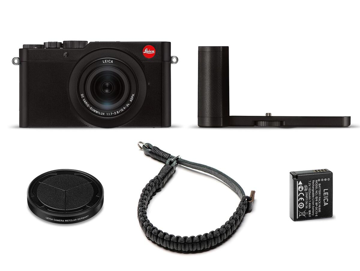 Leica D-Lux 7 Street Kit for Spontaneous Photography