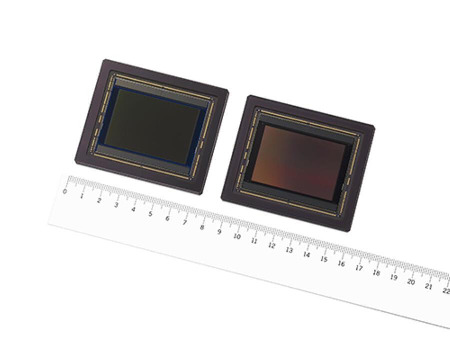 Sony 120MP Medium Format Sensor with Global Shutter