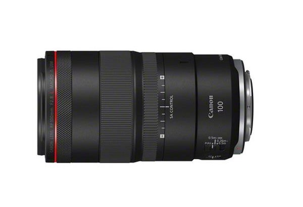 Pictures of the new Canon RF 100mm f/2.8 L MACRO IS USM lens