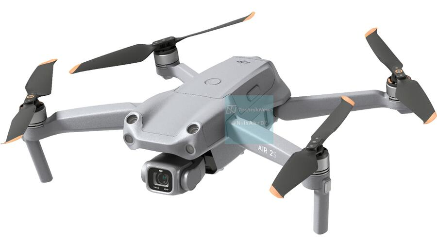 DJI Air 2S Images, Specs, Price, and Release Date