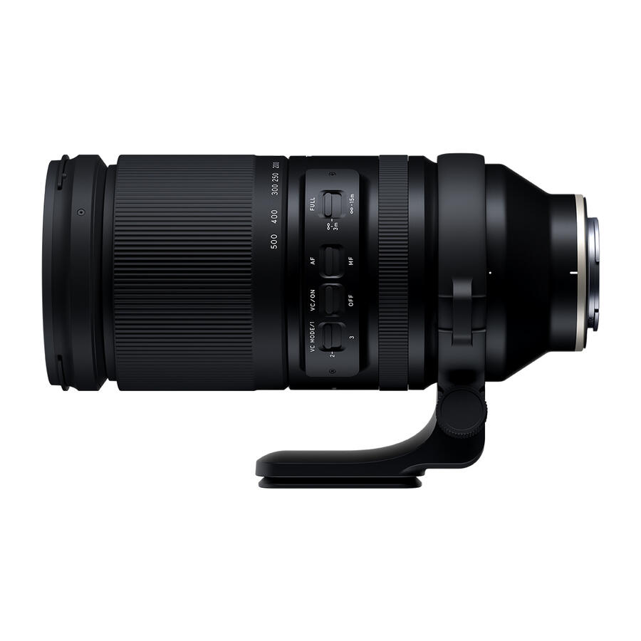 Tamron 150-500mm f/5-6.7 Di III VC VXD Lens Coming Soon