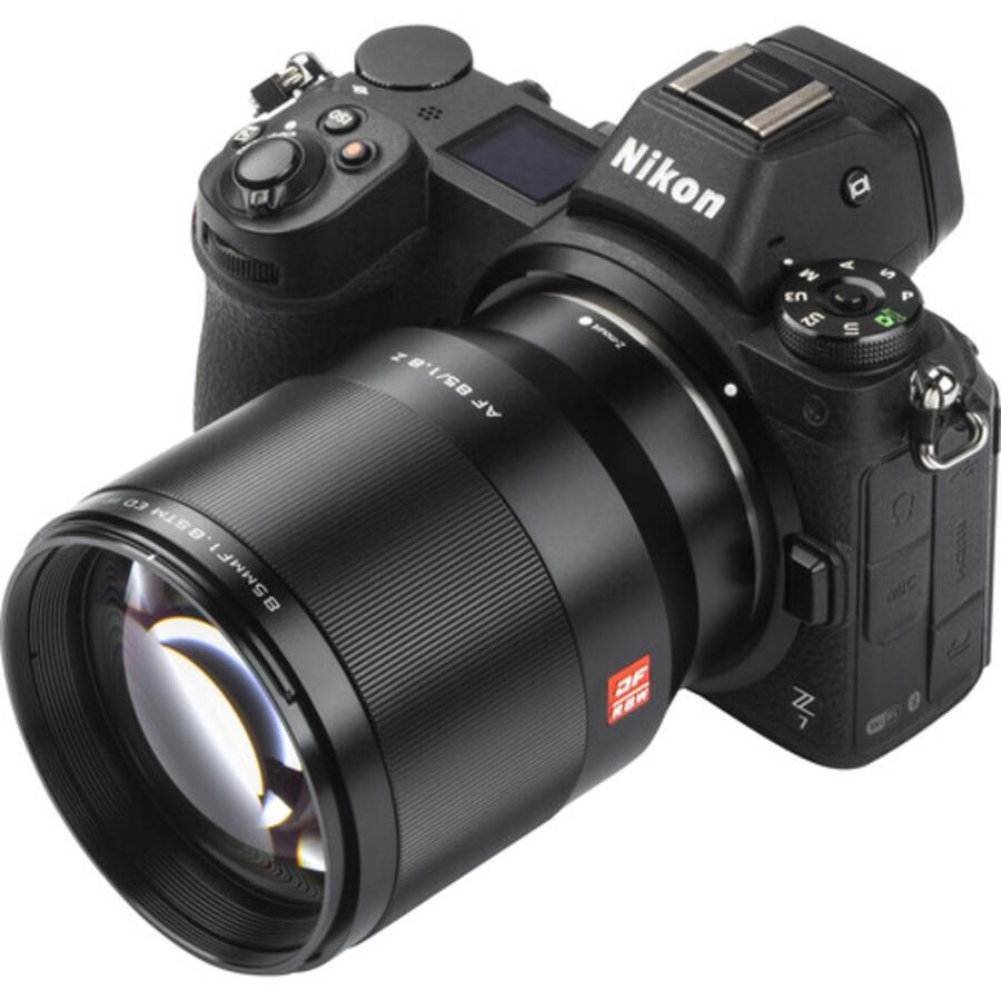 Viltrox AF 85mm f/1.8 Z Lens Firmware Update Version 1.2.0 Released