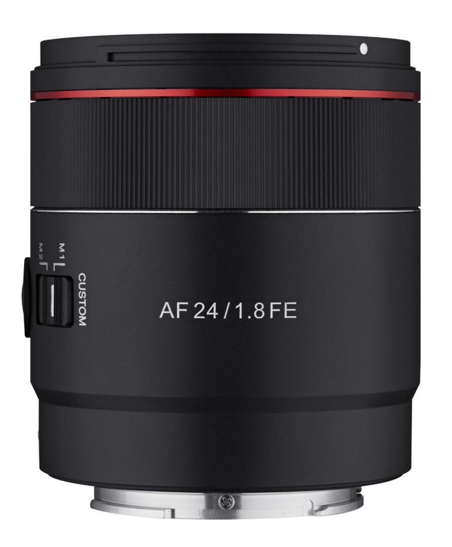 Pre-Order : Samyang AF 24mm f/1.8 FE Lens, Price $499