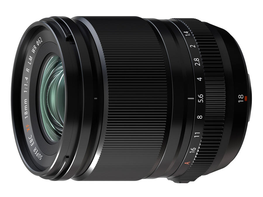 Fujifilm XF 18mm f/1.4 R LM WR Lens Officially Announced