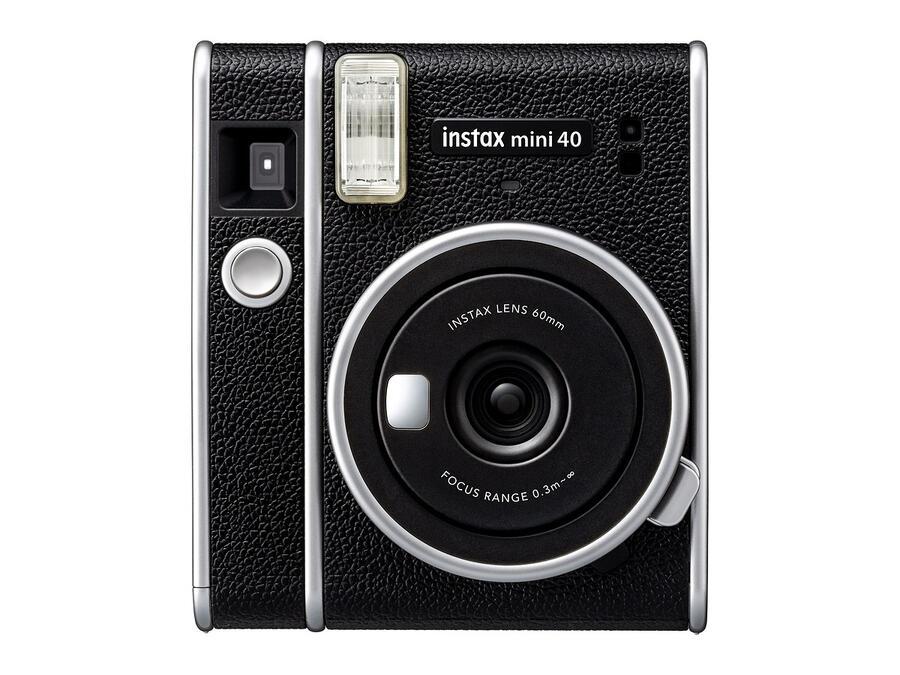 Fujifilm presenta la fotocamera istantanea Instax Mini 40