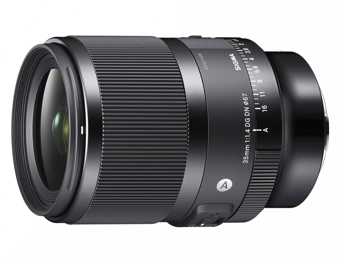 Sigma 35mm f/1.4 DG DN Art Lens Becomes Official