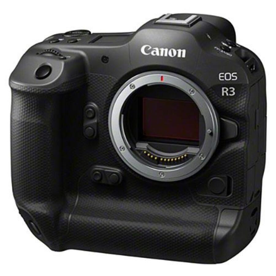 Canon EOS R3 Rumored to be Announced on September 14