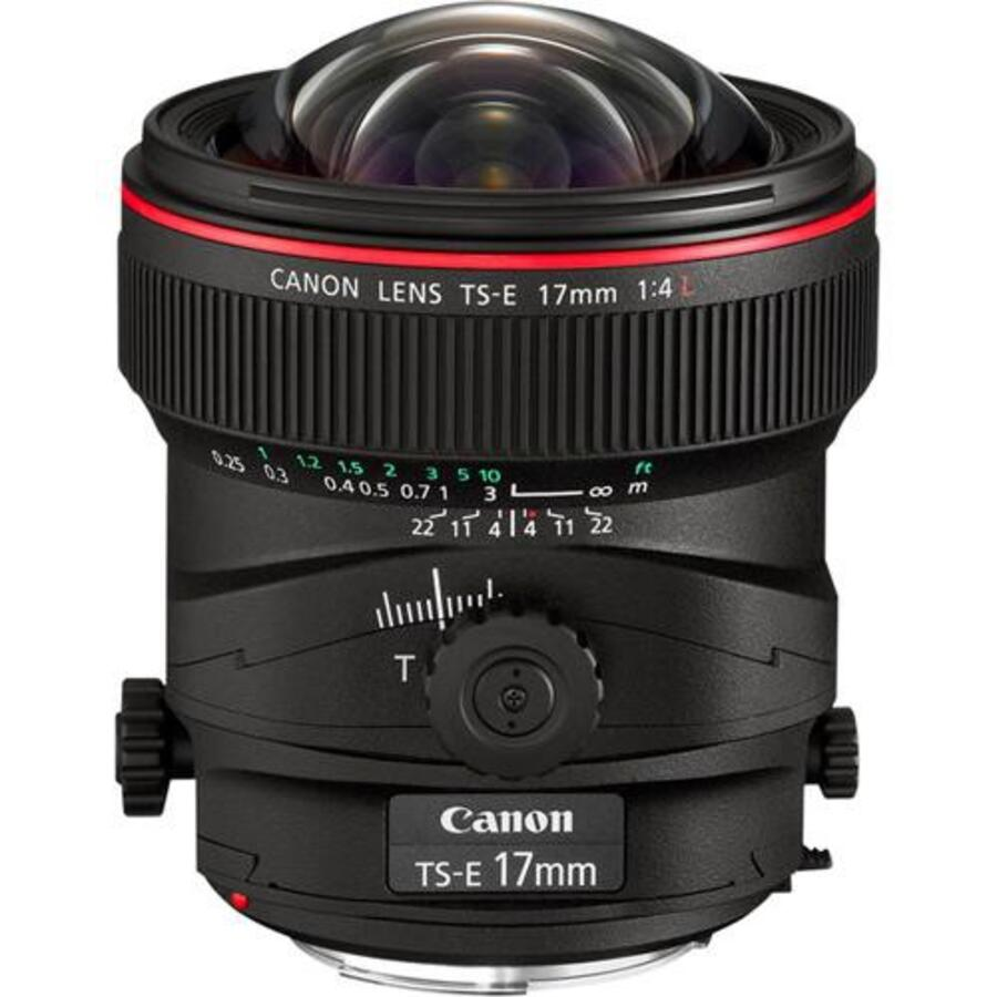 Two New Tilt-Shift Lenses with a High-Megapixel EOS R Camera Coming