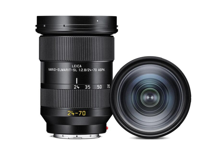 Leica Vario-Elmarit-SL 24-70mm f/2.8 ASPH Lens Officially Announced