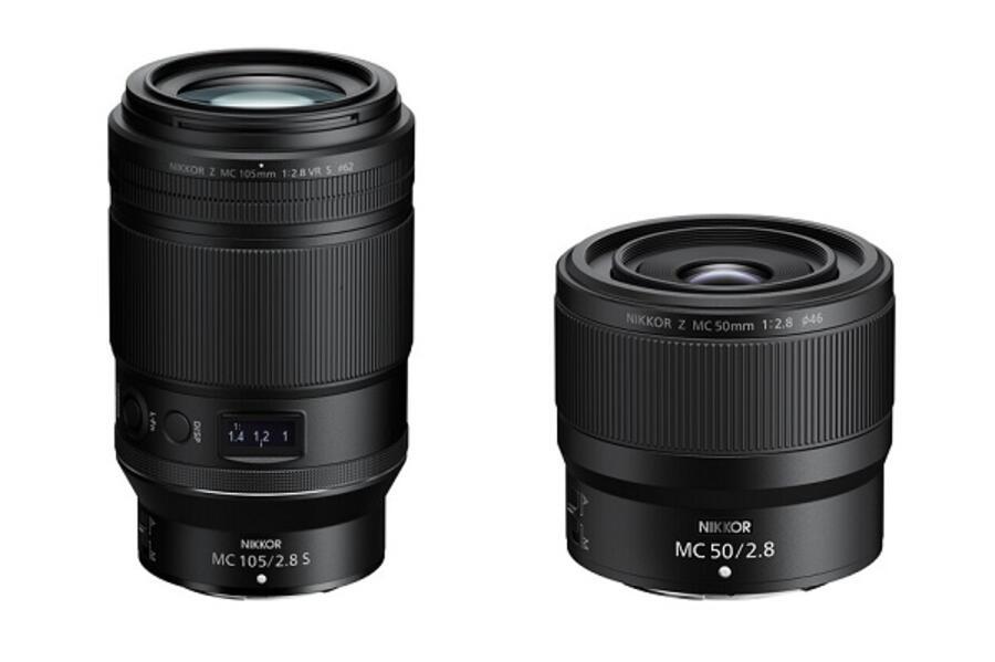 Pre-orders: Nikon Nikkor Z MC 105mm f/2.8 VR S & Z MC 50mm f/2.8 Lenses