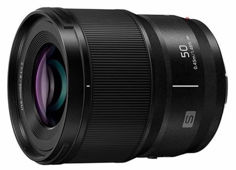 Panasonic Lumix S 50mm f/1.8 L-Mount Lens Officially Announced