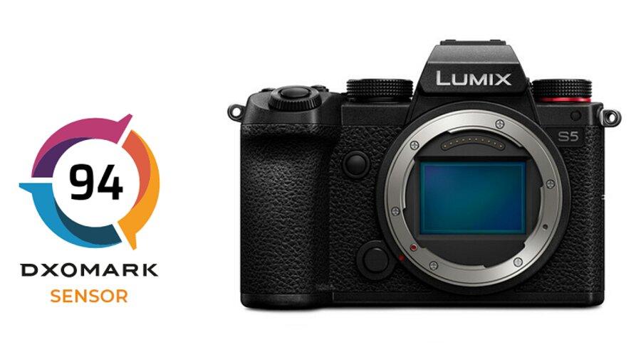 Panasonic Lumix S5 Sensor Review : Scored 94 Points at DxOMark