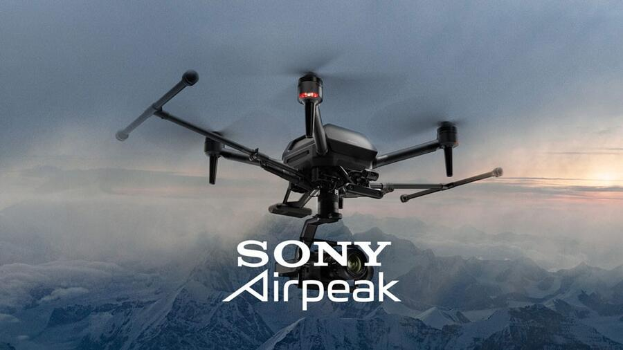 Sony Airpeak S1 Professional Drone Announced