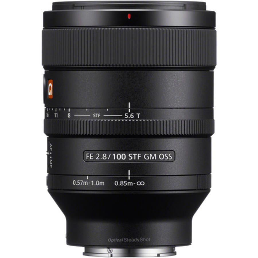 First Specs of Sony FE 100mm f/1.4 GM Lens Leaked