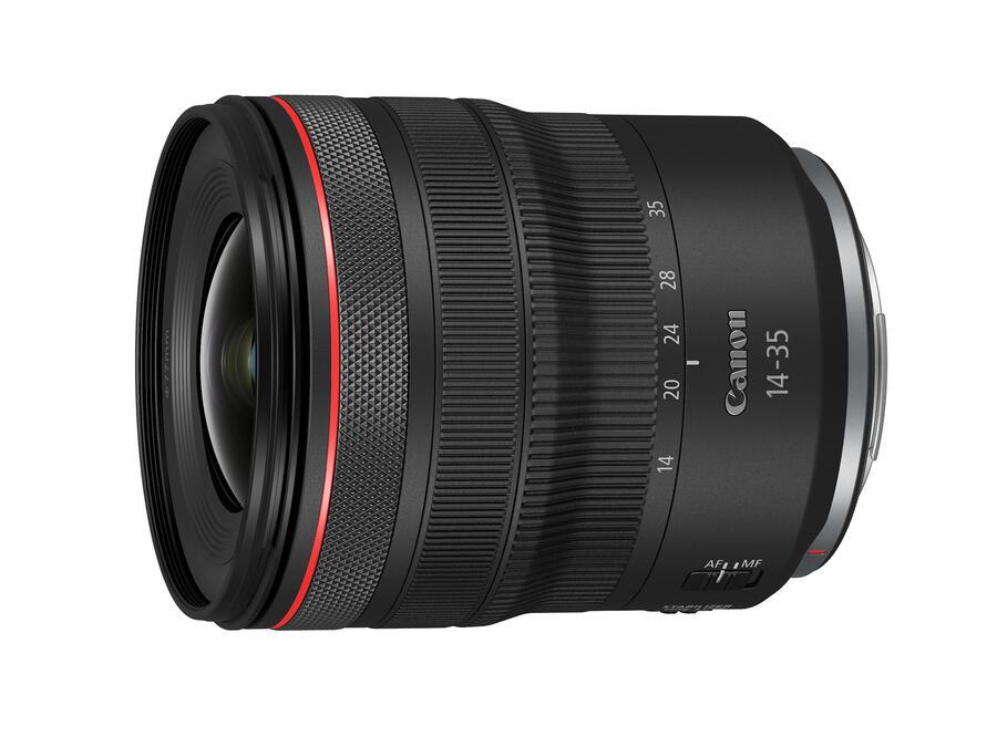 Canon Announces RF 14-35mm f/4L IS USM Lens