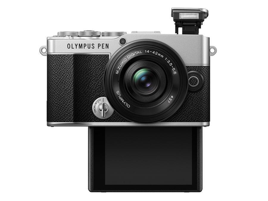 New Micro Four Thirds Camera : Olympus PEN E-P7